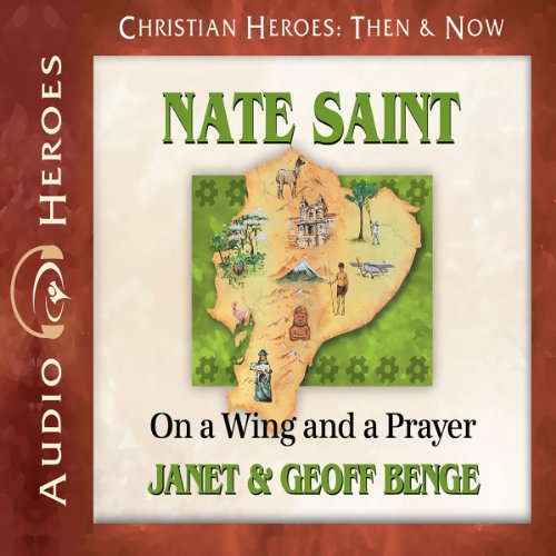 Nate Saint audiobook cover art