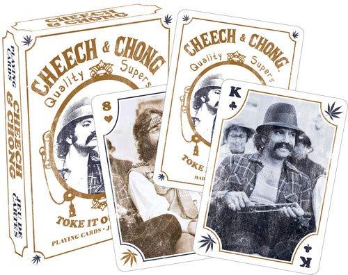 Cheech & Chong Cartas Póker Juegos Nuevo Licencia 52342
