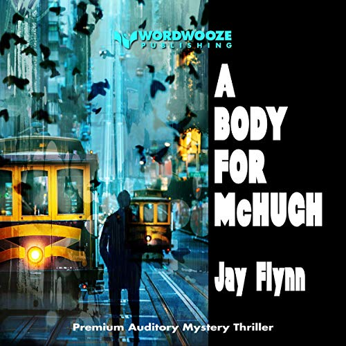 A Body for McHugh audiobook cover art