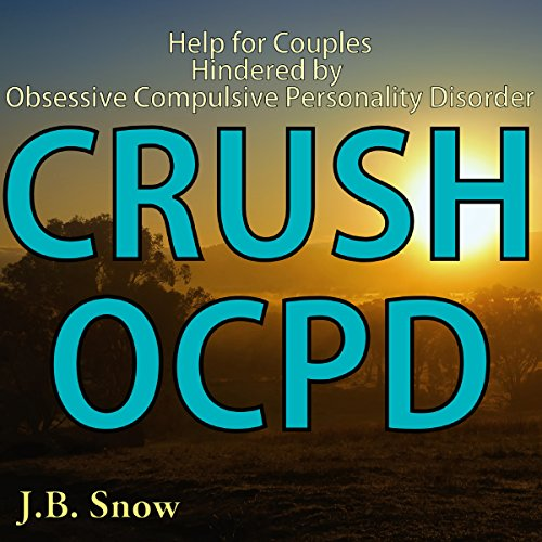 Crush OCPD audiobook cover art