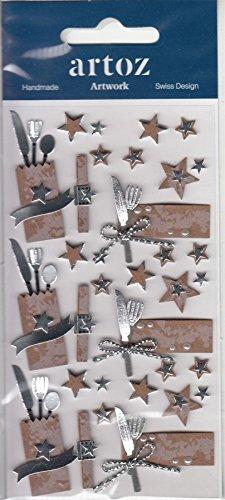 Artoz Artwork 3D Motiv-Sticker 185500-243