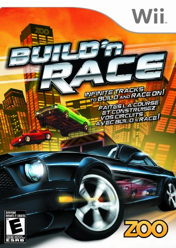 Build N Race - Nintendo Wii