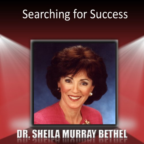 Searching for Success audiobook cover art