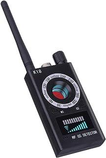Kacsoo Detectores de Radar 1MHz-6.5GHz K18 Detector antiespía multifunción Cámara gsm Audio Buscador de Errores Lente de s...