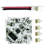 GUOCAO F3 Whoop PRO Mini controlador de vuelo cepillado FC Board para herramientas Micro RC Drone