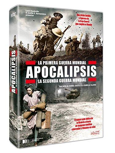 Apocalipsis: La Primera G.M. + La Segunda G.M. [DVD]
