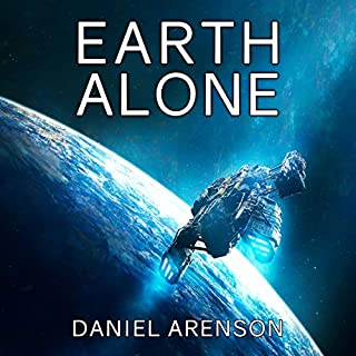 Earth Alone cover art