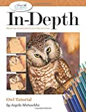 In-Depth Spotted Owl Tutorial: Mastering Colored Pencil One Step at a Time (In-Depth Colored Pencil Tutorials)