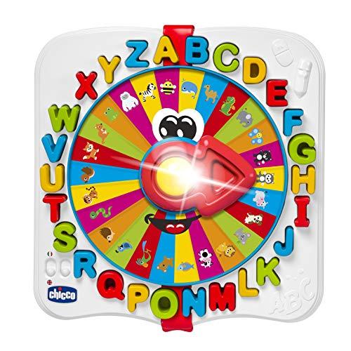 Chicco 00009792000000 Baby Prof Kinderspiel, Mehrfarbig