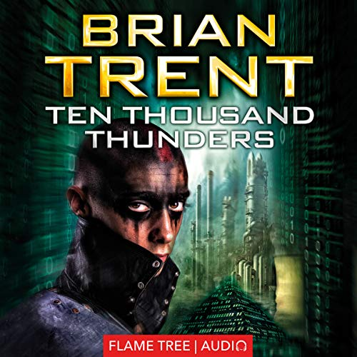 Ten Thousand Thunders audiobook cover art