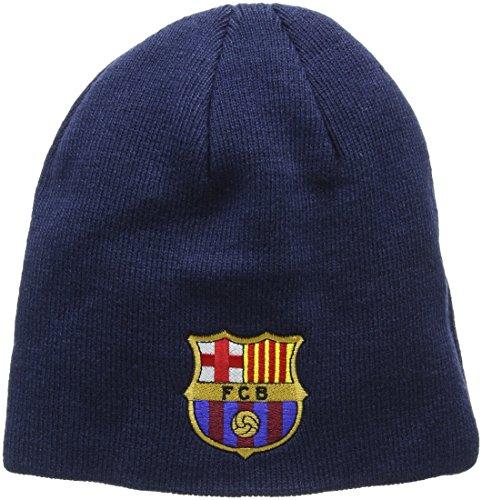Barcelona Core Beanie Mütze–Navy