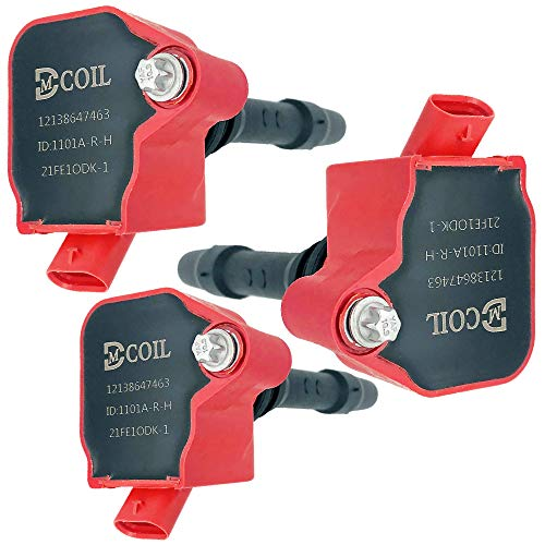DMCOIL Hochspannungs-Energie-Zündspule kompatibel mit BMW i8 1 2 3 4 5 7 X1 M-ini...