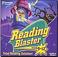 Reading Blaster Ages 9-12 (Jewel Case) [並行輸入品]