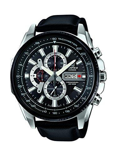Casio Herren-Armbanduhr Analog Quarz Resin EFR-549L-1AVUEF
