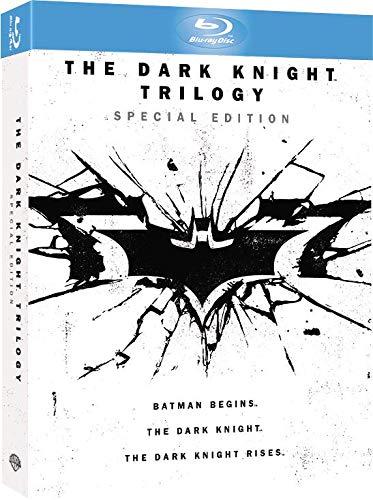 Il Cavaliere Oscuro - Trilogia (SE) (6 Blu-Ray+Stampe)