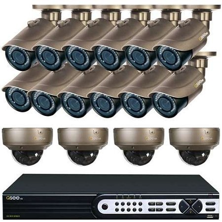 Sale!! Q-See 16CAM NVR Security Kit