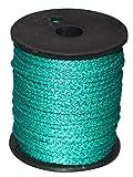 HSI Maurer cordicelle Bobine con 50m nylon 1,7mm, 12pezzi, verde, 325820.0