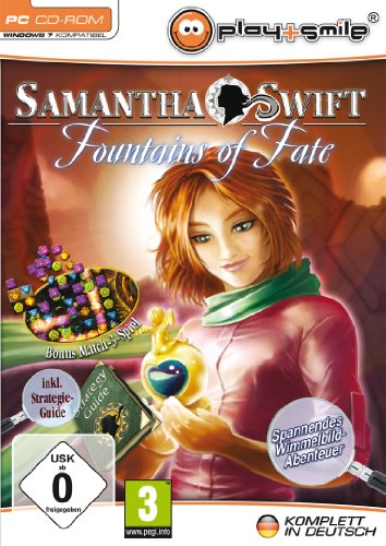 Samantha Swift: Fountains of Fate