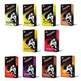 Best Condoms - Kama Sutra Flavours Dotted Condoms - Pack of Review