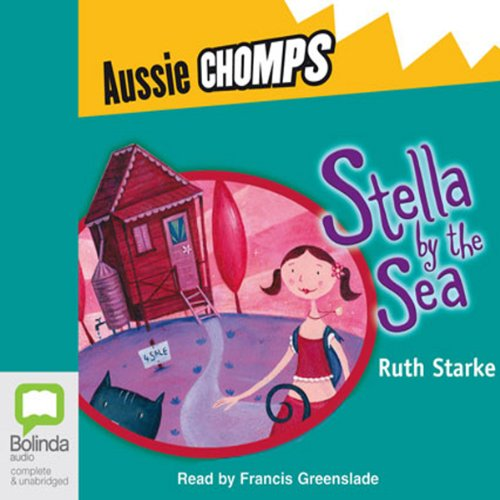 Stella by the Sea: Aussie Chomps audiobook cover art
