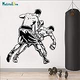 BailongXiao Sin Marco-Peleas de Pared de Deporte de Lucha de Boxeo extraíbles habitación de niño