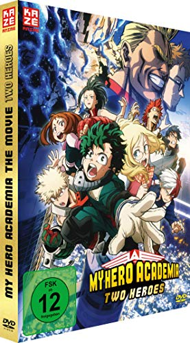 My Hero Academia: Two Heroes - Der Film - [DVD]