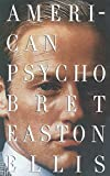 "Cover of Bret Easton Ellis' ""American Psycho."""