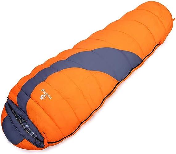 Sac de Couchage Adulte pour Mahomme, léger et Portable, imperméable pour Adultes et Enfants, équipement de Camping, Voyage et Plein air
