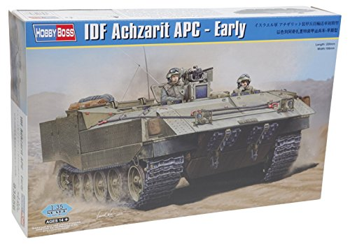 Hobbyboss 1:35 - IDF Achzarit APC - Early