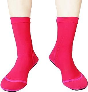 ysdsport Neoprene Sand Socks, Protect Feet Keep Warm, Beach Socks for Volleyball, Soccer, Snorkeling, Water Sports