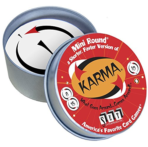 Karma Mini Round Card Game
