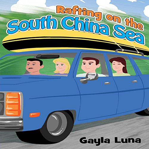 Rafting on the South China Sea audiobook cover art