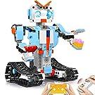 eirix Building Block Robot Building Toys Remote & APP Control Engineering Kits STEM Robotics Intelligent Gift for Boys Girls Age of 6-18 (White)