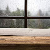 New Pig Corporation - PM50687 Window Condensation Moisture Absorber | UV Resistant, Washable, and Reusable | Ideal for Windowsills | 2-Pack, Beige