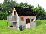 Soulet - Maisonnette Bois Duplex
