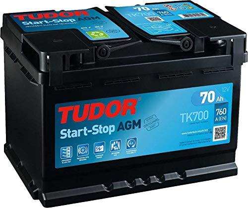 TUDOR TK700 Batería automoción