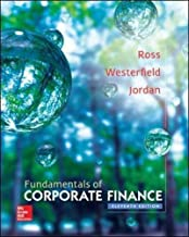 By Stephen Ross - Fundamentals of Corporate Finance (The Mcgraw-Hill/Irwin Series i (11th Edition) (2015-02-21) [Hardcover]