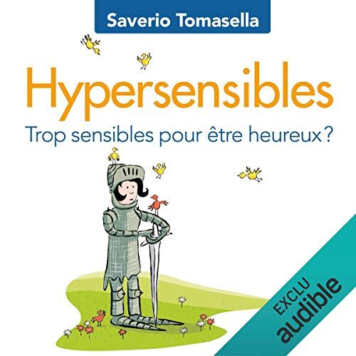 Page de couverture de Hypersensibles