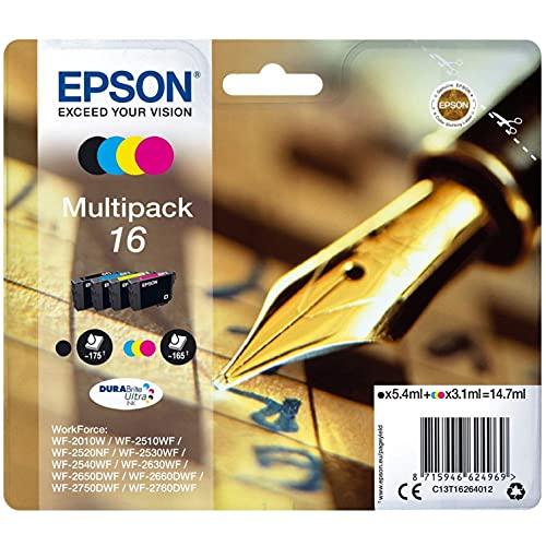 Cartucho Epson Wf2630  marca Epson
