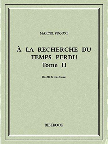 Couverture du livre À la recherche du temps perdu II