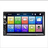 Prom-note Car DVD, HD A2207 2 Din 7 Pouces Voiture Bluetooth Récepteur Radio MP5,...