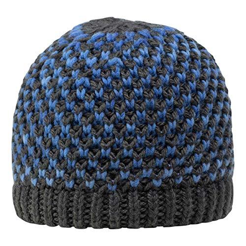 GIESSWEIN Cap Bockkarkopf - Warme Strickmütze für Damen & Herren, gefütterte Mütze mit Fleece-Futter, Merinowool Beanie, Unisex Haube