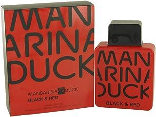 Mandarina Duck Black & Red , Eau de Toilette, 100 ml