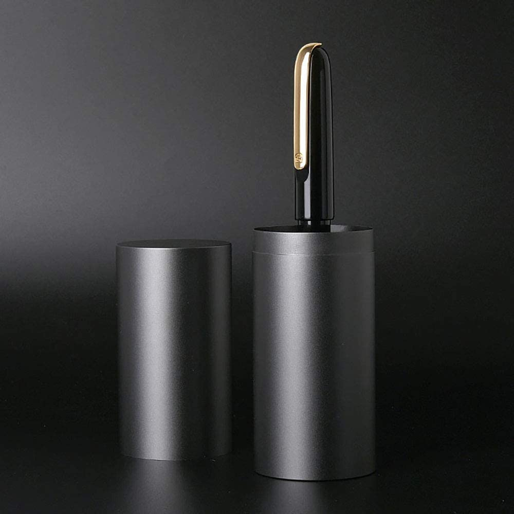 Tucson Mall KACO Master Long-awaited 14K Gold Classic Elite Fountain Fine Pen Case Alloy