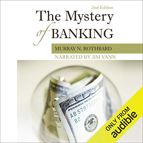 The Mystery of Banking audiobook cover art