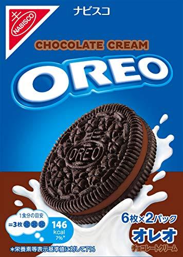 モンデリーズ オレオ チョコレートクリーム 12枚 ×12個