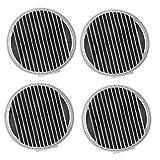 WuYan 4 unids hepa filtro para xiaomi roidmi inalámbrico F8 inteligente mano Partes de aspirador reemplazo eficiente hepa filtros piezas xcqlx01r