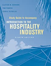 Study Guide to Accompany Introduction to the Hospitality Industry