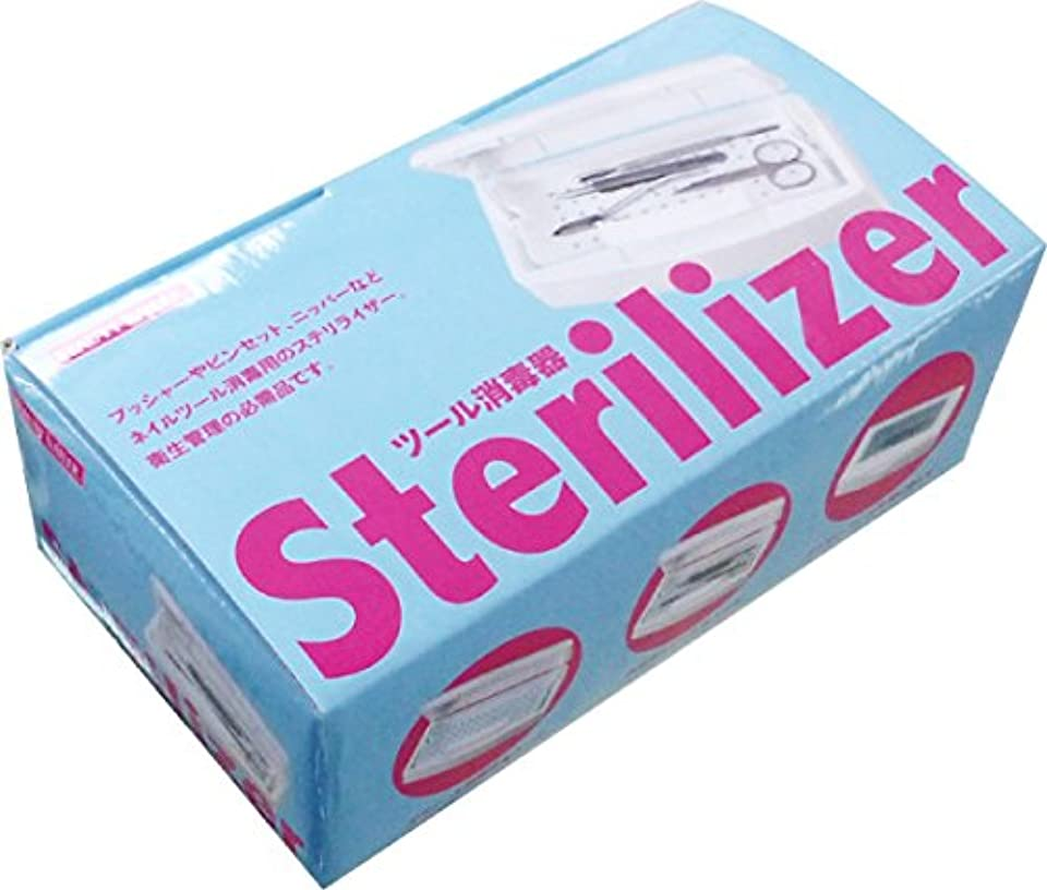 健康エイズメンタリティビューティーネイラー ステリライザー ツール消毒器 STE-1