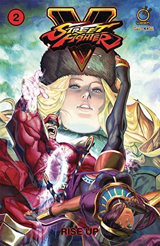 Street Fighter V Volume 2: Rise up